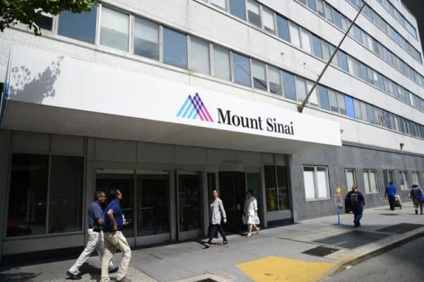 Mount Sinai hospital image
